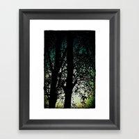 My Tree Framed Art Print