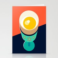 Egg Stationery Cards