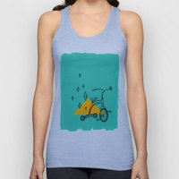 confidant I. (tricycle) Unisex Tank Top