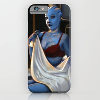 Mass Effect - Red Lingerie iPhone 6 Slim Case