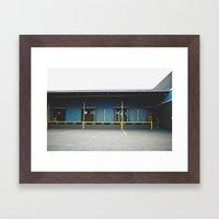 georgetown Framed Art Print