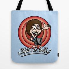 That's Al Folks! (Classic) Tote Bag