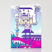 Dakota X Stationery Cards