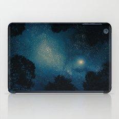 Stars & Trees iPad Case