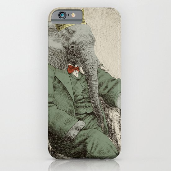 Royal Portrait, 1931 iPhone & iPod Case