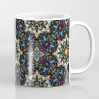 Abstract Cathedral Kaleidoscope Mug