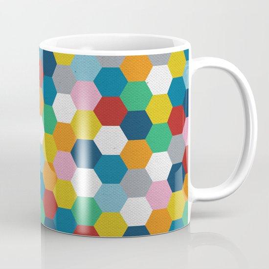 Honeycomb 3 Mug