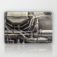 Jet Engine Mechanics Laptop & iPad Skin