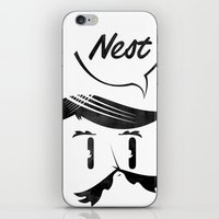 Nest iPhone & iPod Skin