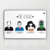 THE LEAGUE Laptop & iPad Skin