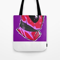 The Busty Merc Tote Bag