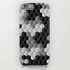 CUBOUFLAGE BLACK & WHITE Slim Case iPhone 6s