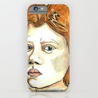 iPhone & iPod Case featuring Ron Weasley by Boni Dutch