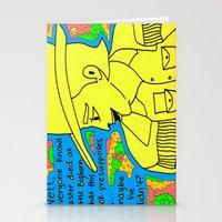 Eli Cash Stationery Cards
