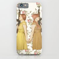 iPhone & iPod Case featuring I Got Your Back by keith p. rein