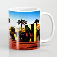 california adventuring Mug
