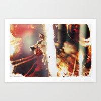 Decomp #2 Art Print