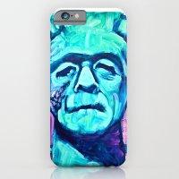 Frankenstein Halloween Z… iPhone 6 Slim Case