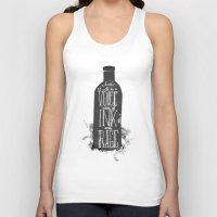 Rum Diary Unisex Tank Top