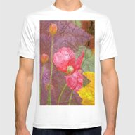 T-shirt featuring The Last Poppys 1 by Die Farbenfluesterin