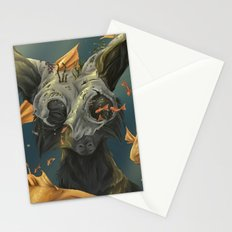 Fate fish  Stationery Cards