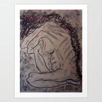 Sweet Isolation Art Print