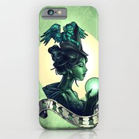 iPhone & iPod Case featuring WICKED by Tim Shumate