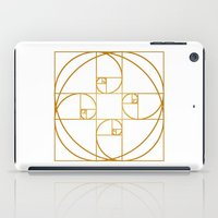 Golden Sprout iPad Case