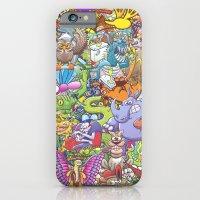 Creatures Festival iPhone 6 Slim Case