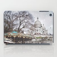 Paris, Montmartre iPad Case