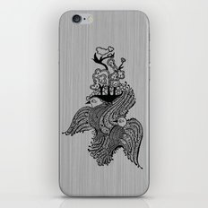 You And I Were Meant To Soar iPhone & iPod Skin