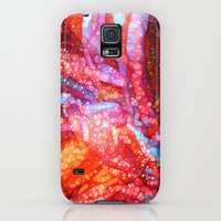 Galaxy S5 Cases featuring Colors of Lust by Joke Vermeer