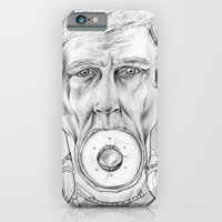 iPhone & iPod Case featuring caucasian by RamonN90