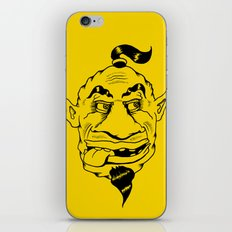 Shafted! Genie iPhone & iPod Skin