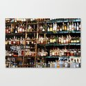 All in a Row :) Canvas Print
