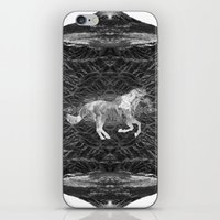 Ciel du Cheval iPhone & iPod Skin