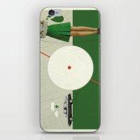 Blame The Sunshine | Collage iPhone & iPod Skin