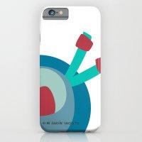 iPhone & iPod Case featuring FLOR 5 by Mi Jardín Secreto