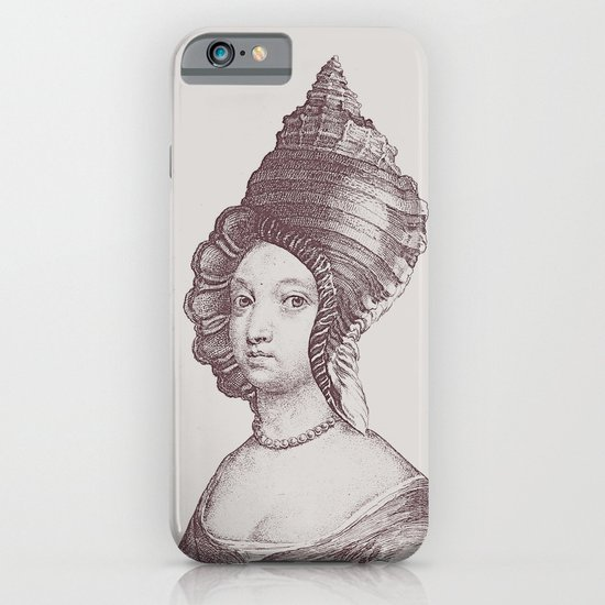 Haute Coiffure  /#6 iPhone & iPod Case