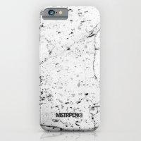 Speckle Marble Print iPhone 6 Slim Case