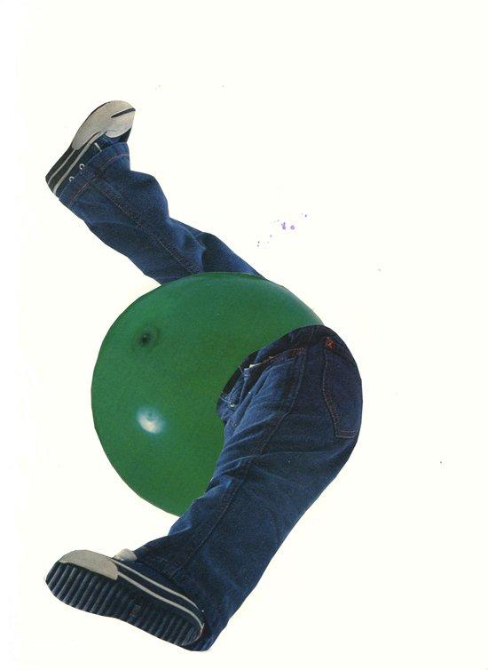 kickball Art Print