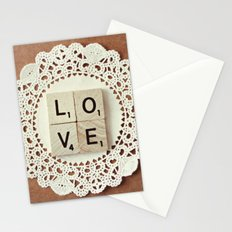 love... Stationery Cards