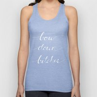 Bow Down Part Two Unisex Tank Top