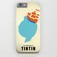 THE ADVENTURES OF TINTIN iPhone 6 Slim Case