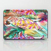 Summer Vibes #fashionillustration  iPad Case