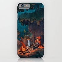 The Weary Traveller Rests iPhone 6 Slim Case