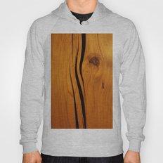 Wooden Texture Hoody