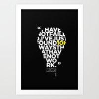 Esperantos Quotes #2 (To… Art Print