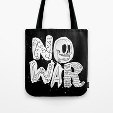 No War Tote Bag