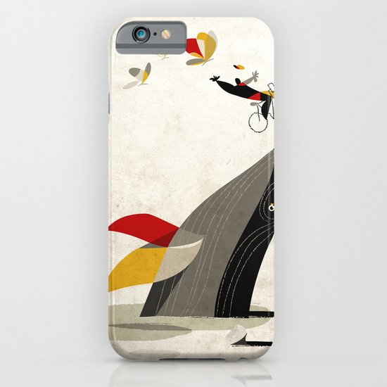 For a breath, the butterflies iPhone & iPod Case